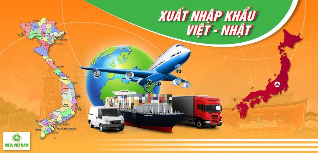 Xuất nhập khẩu 2 chiều Việt - Nhật.Kết nối thương mại các doanh nghiệp Nhật-Việt uy tín & chất lượng